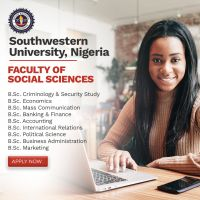 ADMISSION FOR THE 2021 22 SESSION AT THE SOUTHWESTERN UNIVERSITY